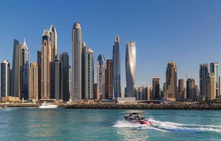Когла лучше ехать в Дубаи