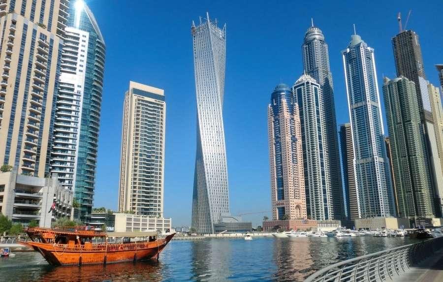 Лучшие экскурсии в Дубае