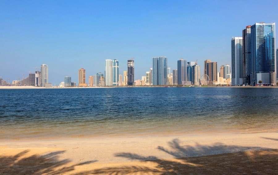 Лучшие пляжи Шарджи