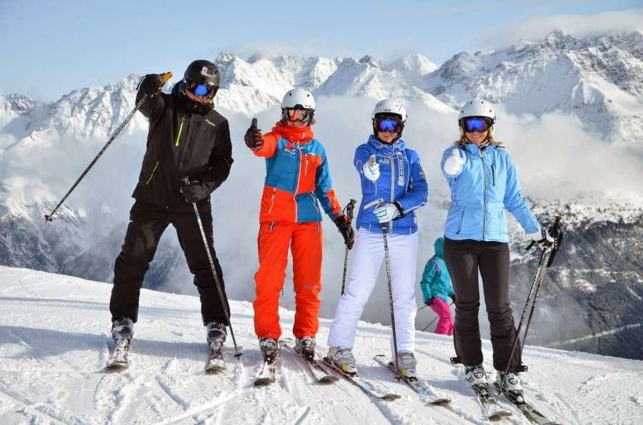 Лыжный отдых в Финляндии
