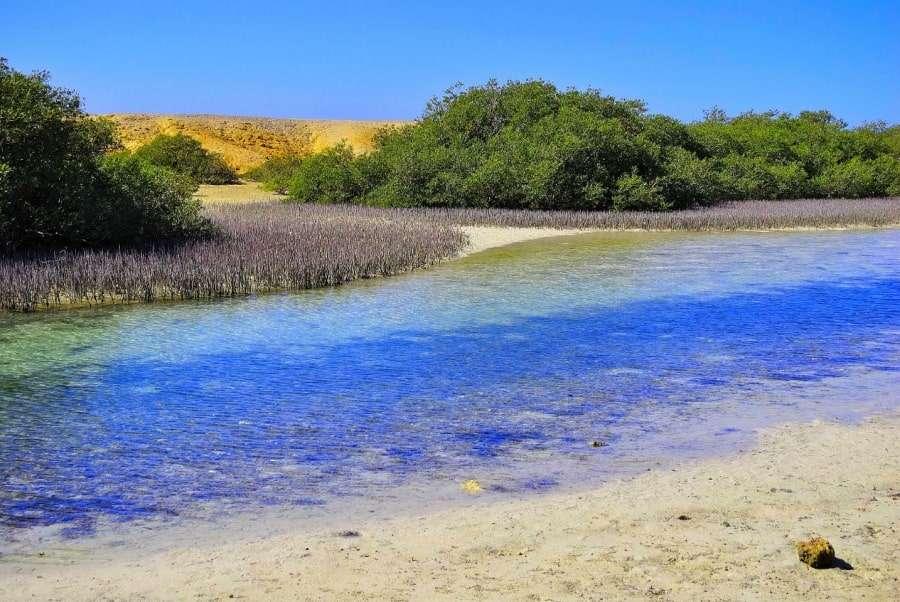 Национальный парк Рас-Мохаммед