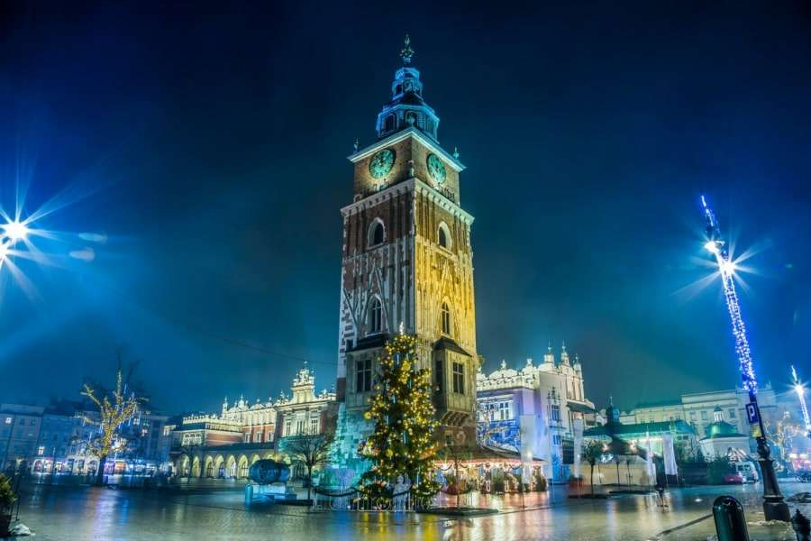 Новогодние экскурсионные туры в Европу