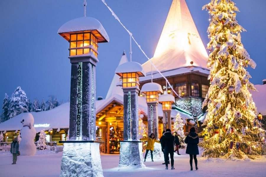 Новогодние каникулы в Финляндии
