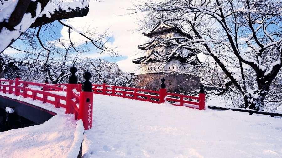 Новогодние туры в Японию