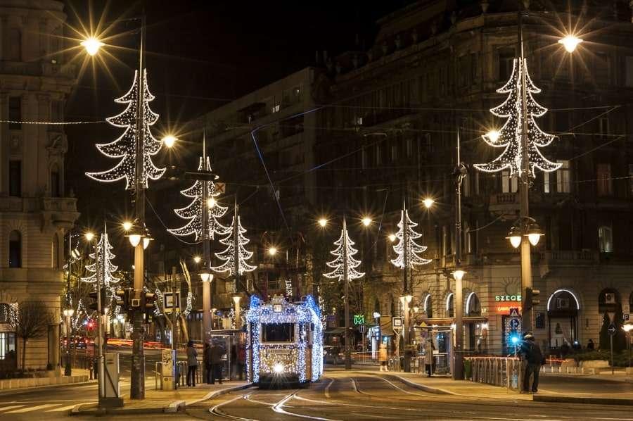 Новый год в Будапеште - отзывы