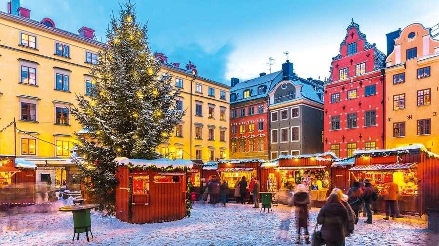 Финляндия в новогодние праздники
