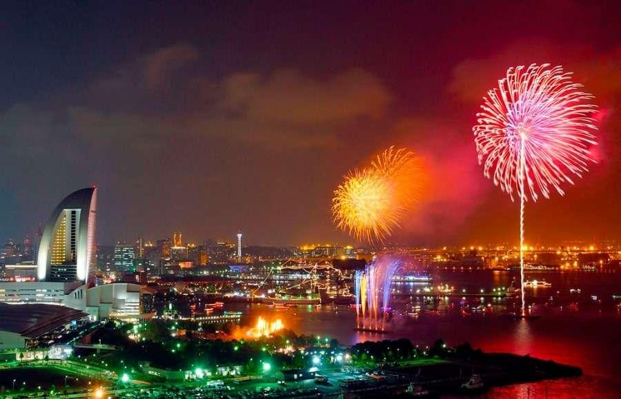 Новый год в Японии, фото
