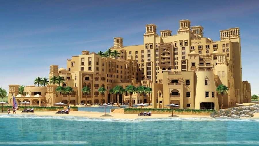Отели Шарджи с собственным пляжем