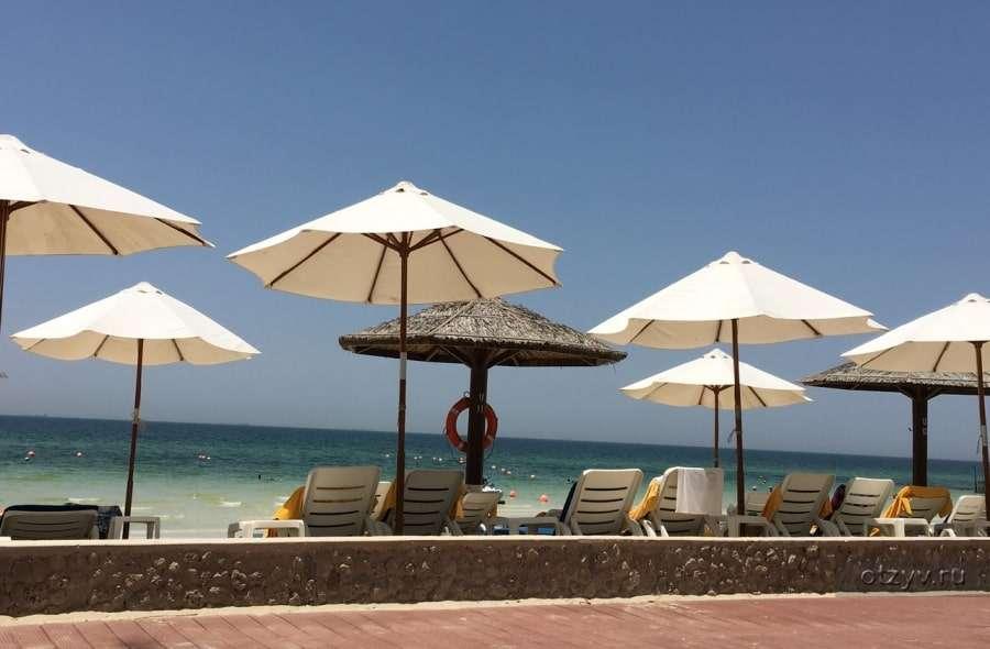 Пляжи Шарджи, ОАЭ