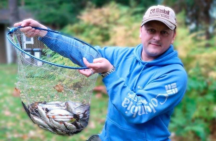 Рыбалка в Финляндии летом