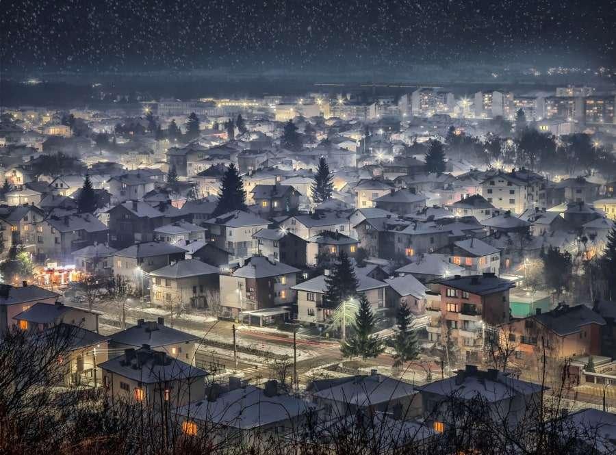 Город Самоков