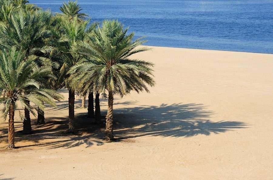 Шарджа: фото пляжей