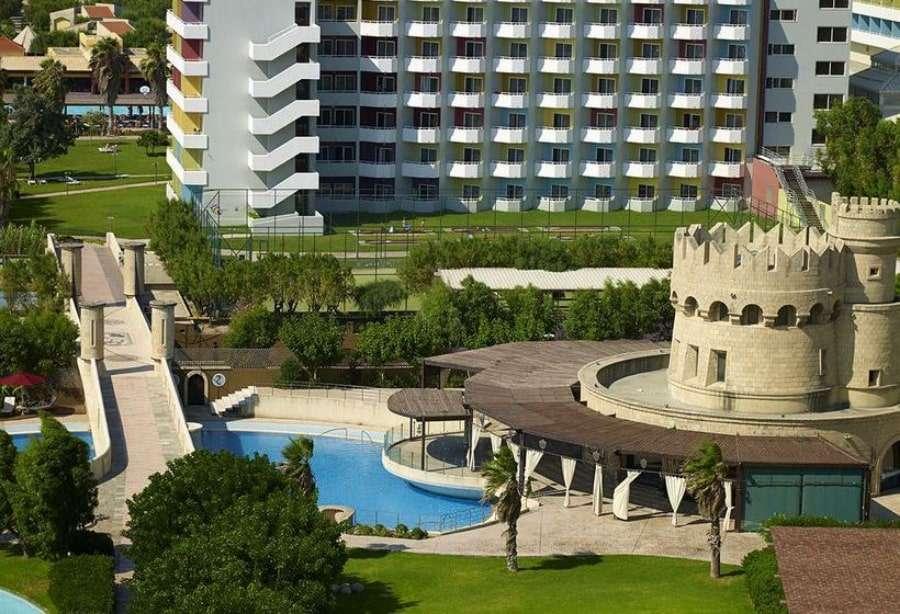Отель Esperos Palace