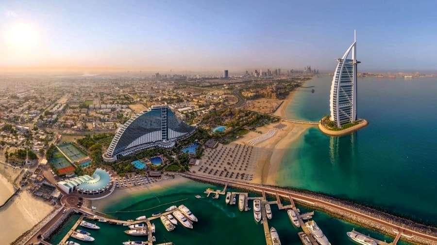 Сколько летать в Дубаи