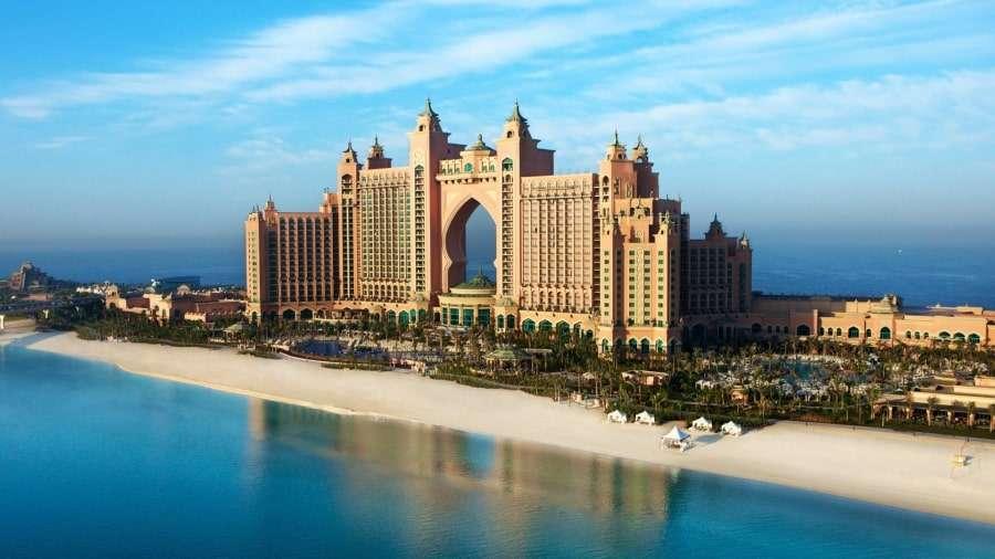 Сколько время в Дубае