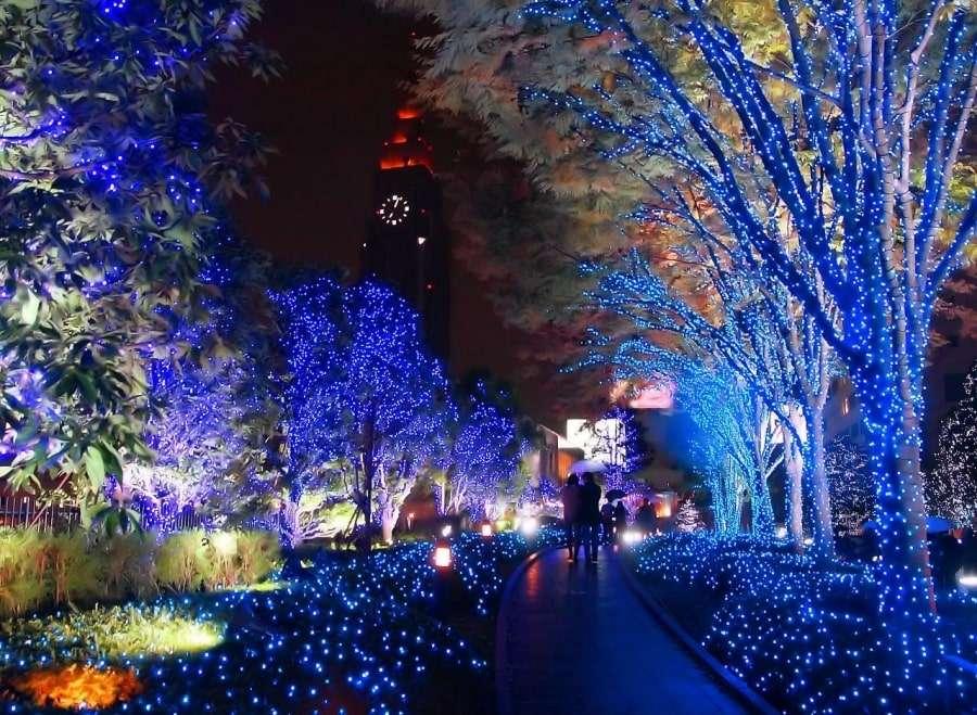 Туры на  Новый год в Японию