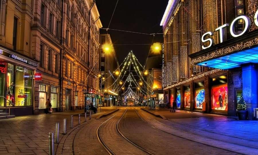 Туры в Финляндию из Украины - цены