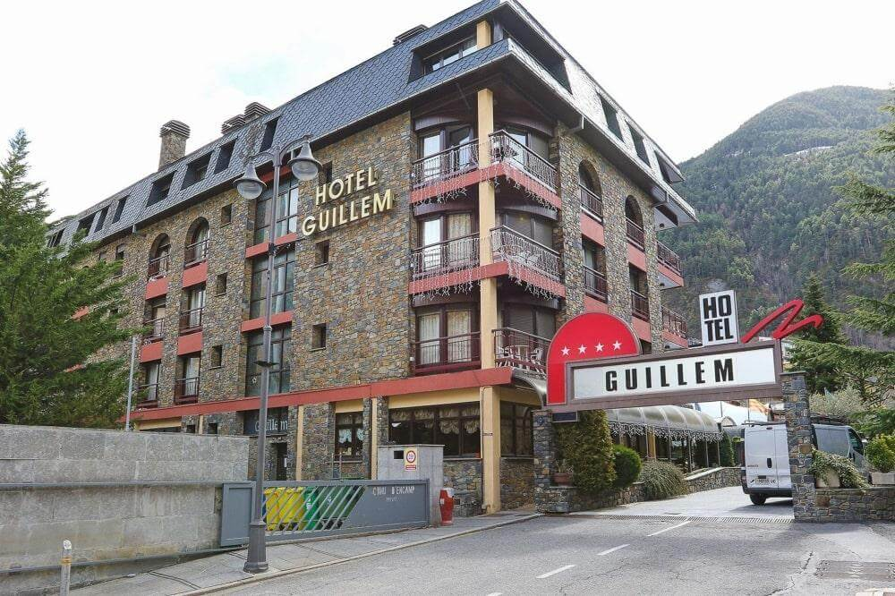 4-звездочный отель Guillem в Андорре