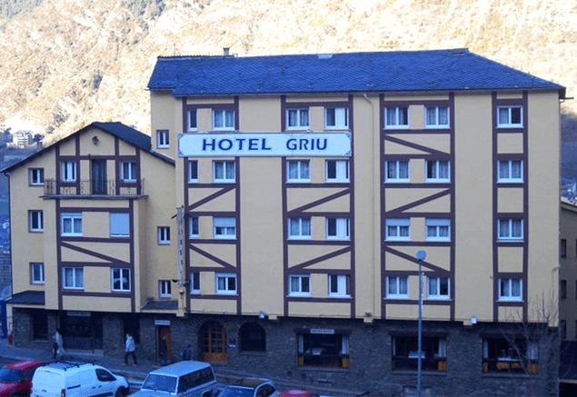 2-звездочный отель Hermus в Андорре