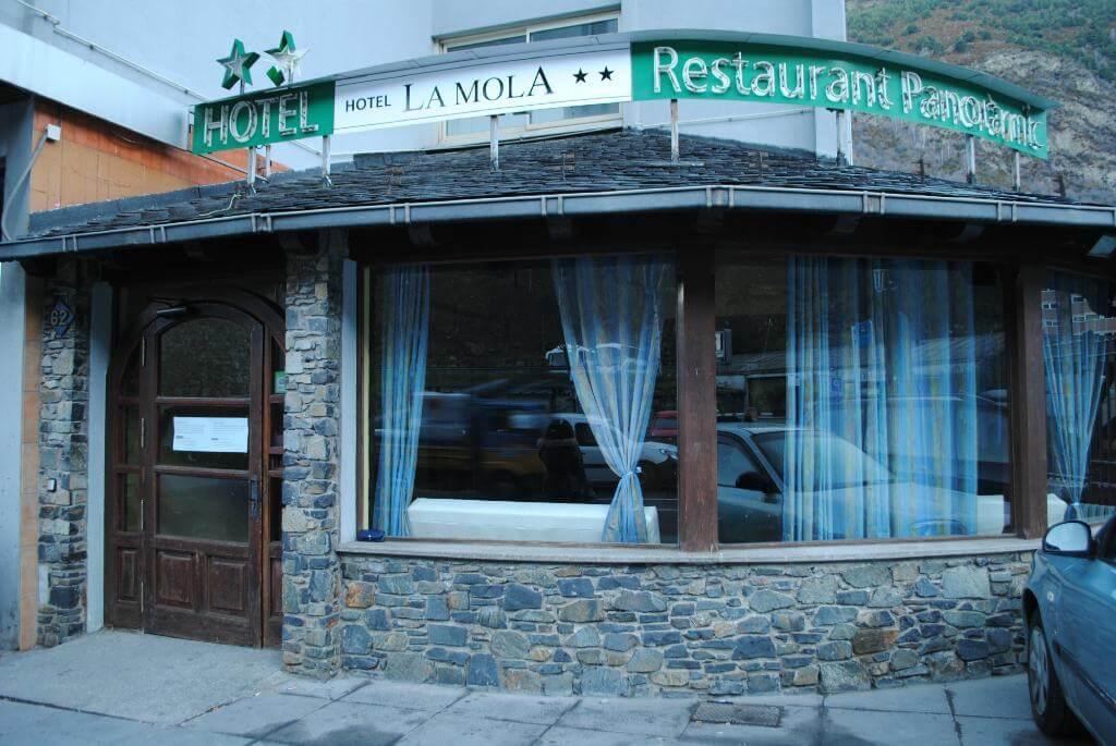 2-звездочный отель Hotansa La Mola в Андорре