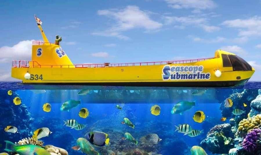 Субмарина Sea Scope
