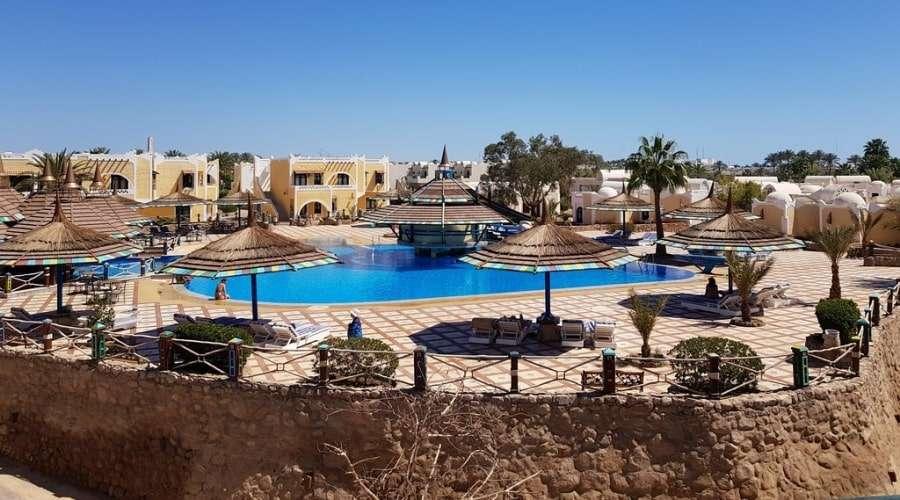 Фото 4-звездочного отеля Фараана в Шарме