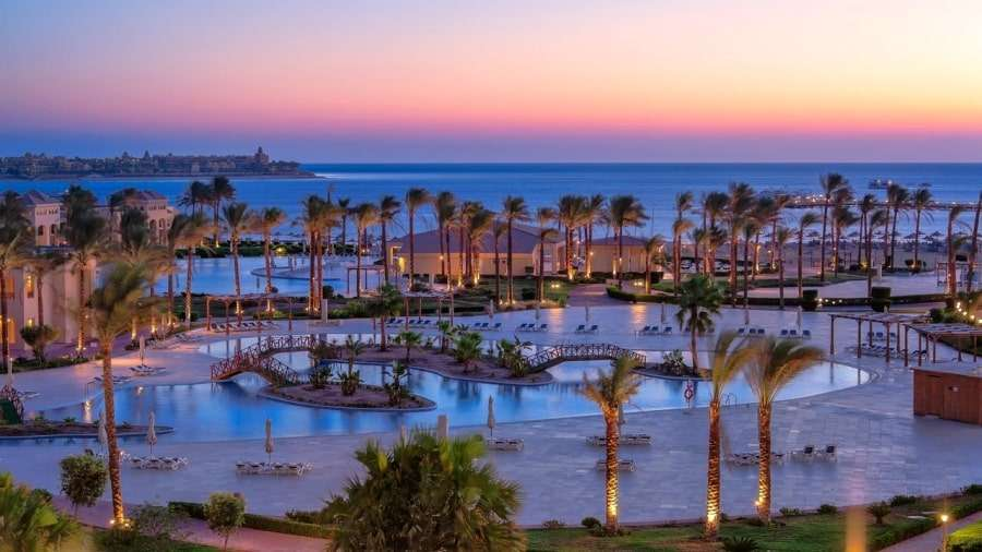 5-звездочный отель Cleopatra Luxury Resort в Шарме