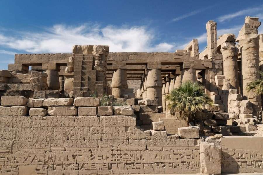 Фото из Луксора, Египет