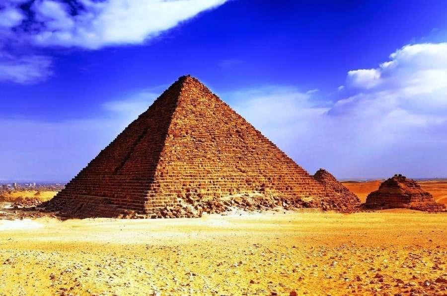 Пирамида, фото