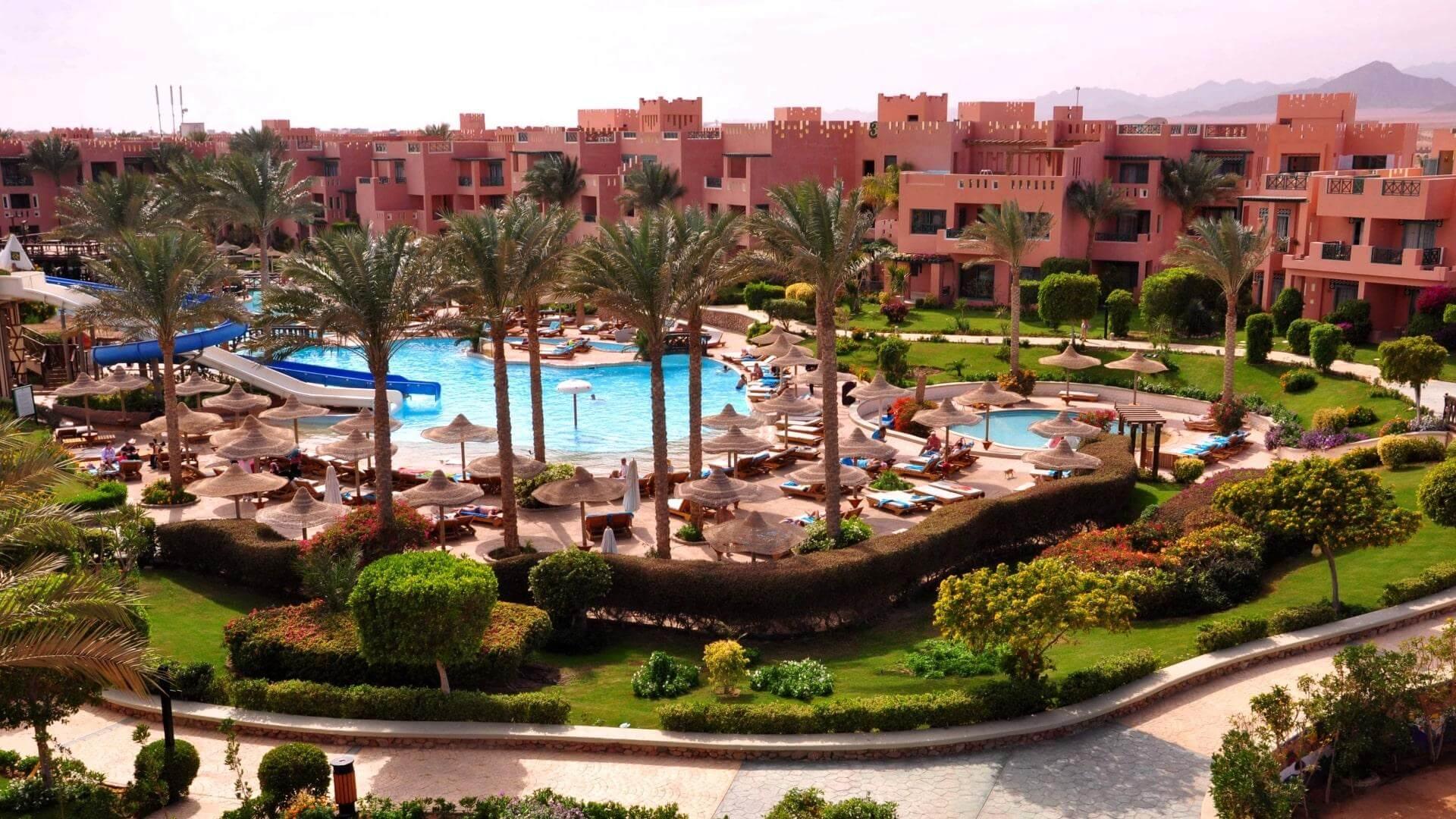 Отель Rehana Sharm Resort 4* в Шарм-эль-Шейхе