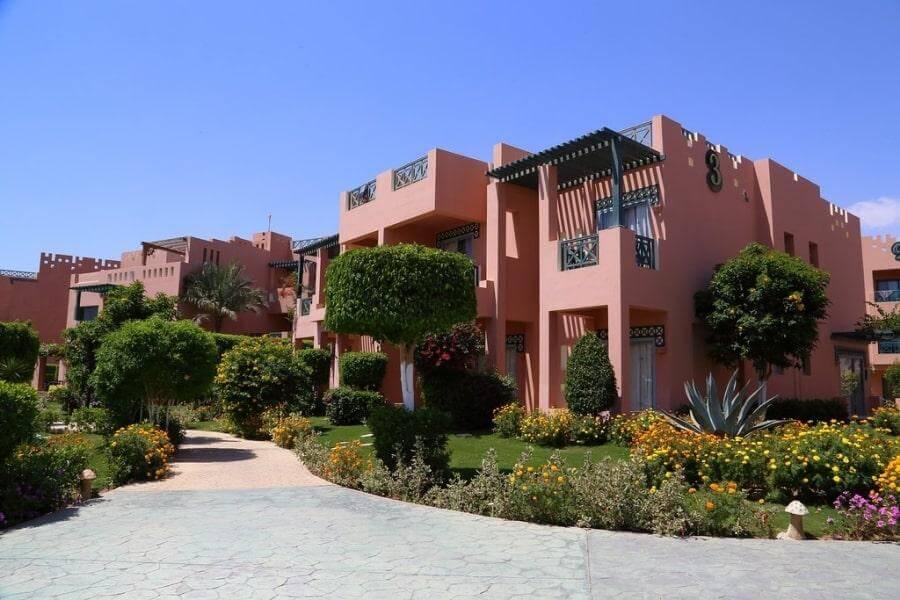 Фото 4-звездочного отеля Rehana Sharm Resort