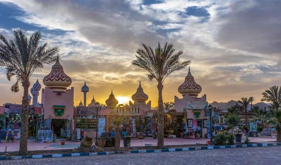 """Развлекательный комплекс """"1001 ночь"""" в Египте"""