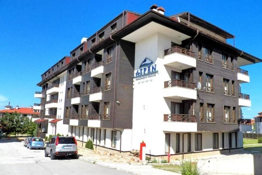 2-звездочный отель Aspen Aparthotel в Банско, Болгария