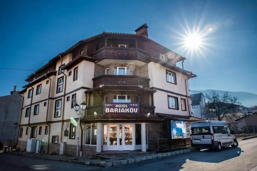 3-звездочный отель Bariakov Family Hotel в Банско, Болгария