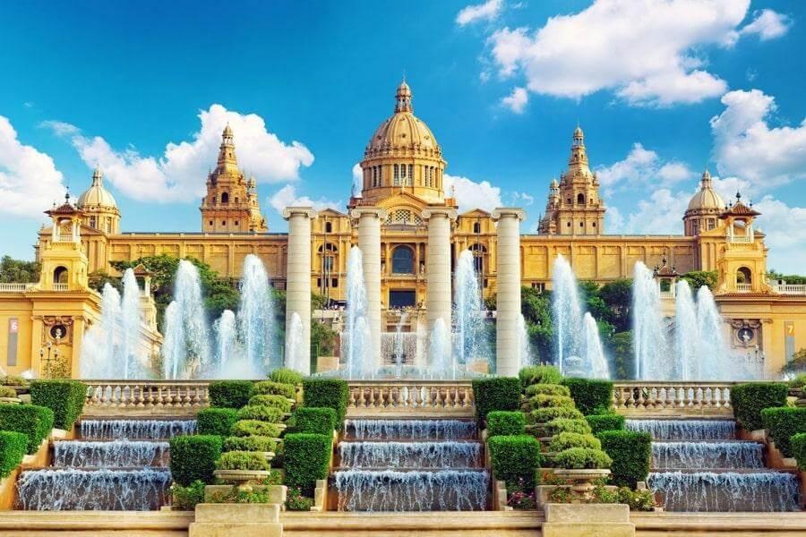 Барселона: достопримечательности