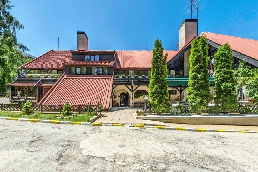 3-звездочный отель Breza (Borovets) в Боровце, Болгария