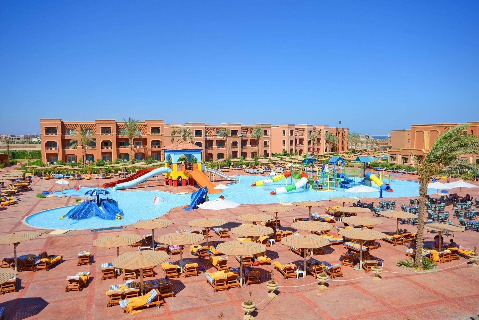5-звездочный отель Charmillion Club Aqua Park в Шарме