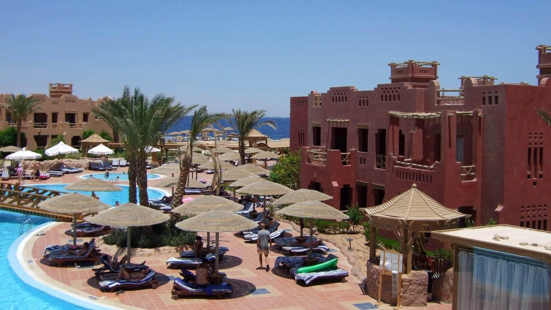 4-звездочный отель Charmillion Sea Life Resort в Шарм-эль-Шейхе