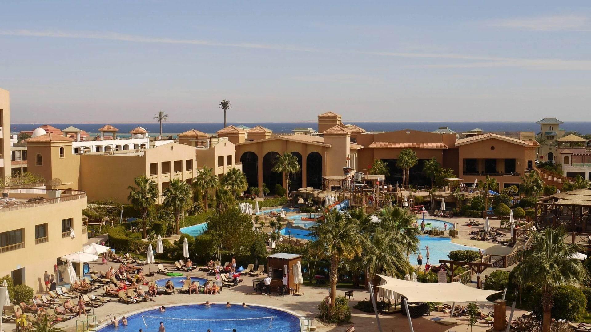5-звездочный отель Coral Sea Holiday Resort в Шарме