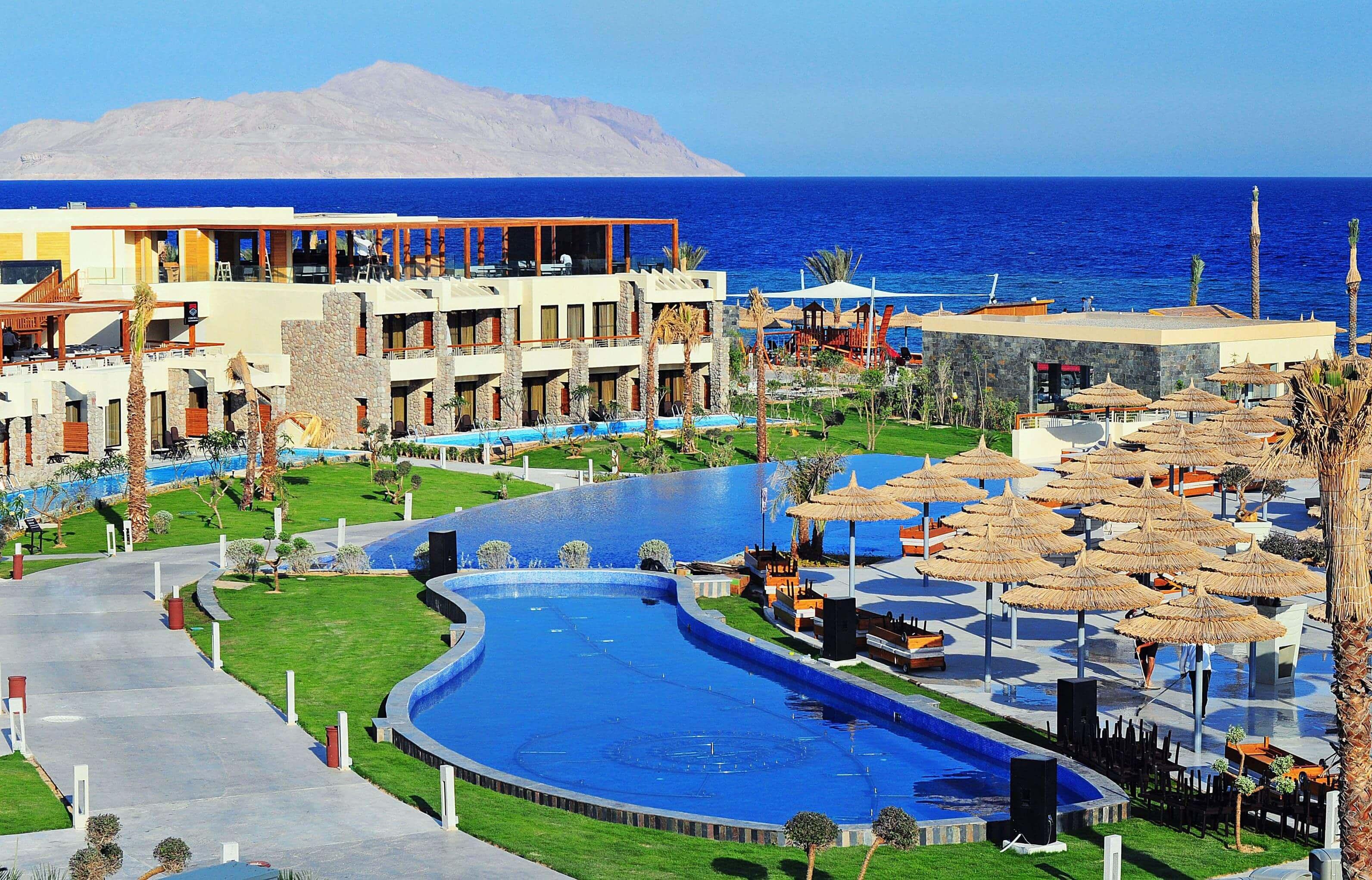 5-звездочный отель Coral Sea Sensatori в Шарме