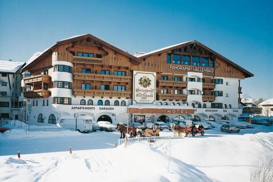 Фото 4-звездочного отеля Das Kaltschmid, Зеефельд, Австрия