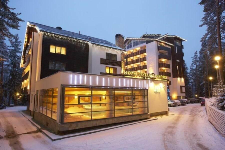 4-звездочный отель Festa Chamkoria