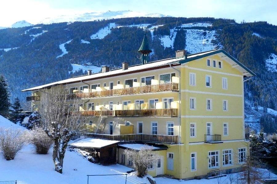 Фото отеля Helenenburg 3* в Бад-Гаштайне, Австрия