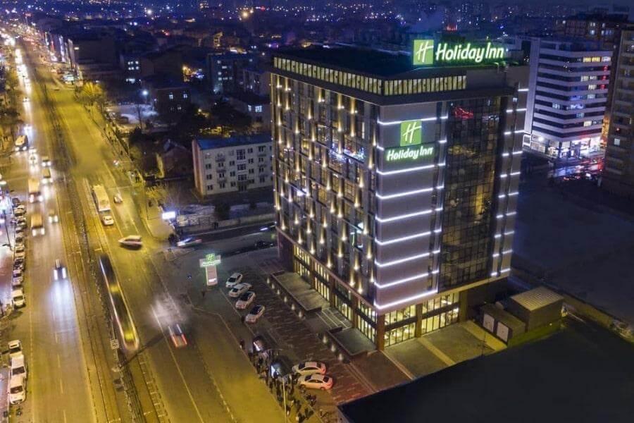 4-звездочный отель Holiday Inn Kayseri, Турция