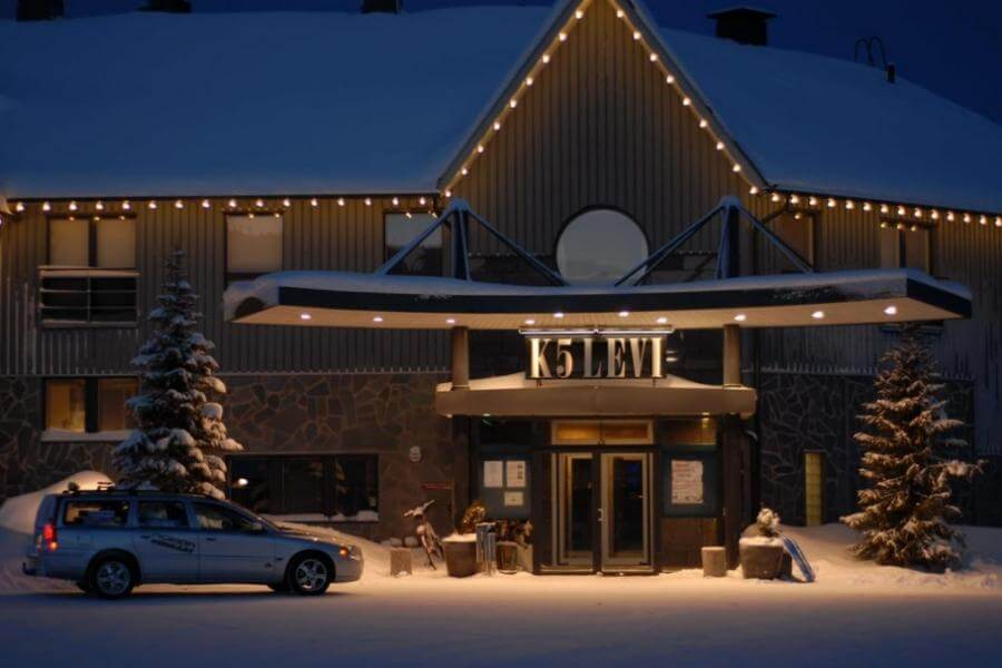 Фото отеля K5 4*, Леви, Финляндия