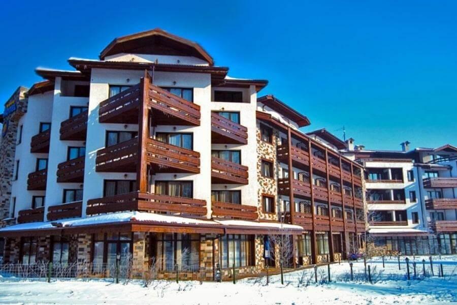 Отель Orphey (Bansko) 4*