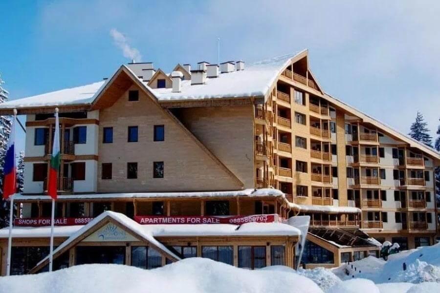 4-звездочный отель Iceberg Hotel в Боровце
