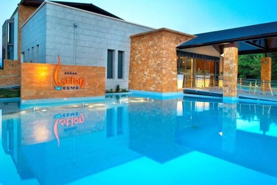 Фото 5-звездочного отеля Istion Club & Spa, Халкидики-Кассандра, Греция