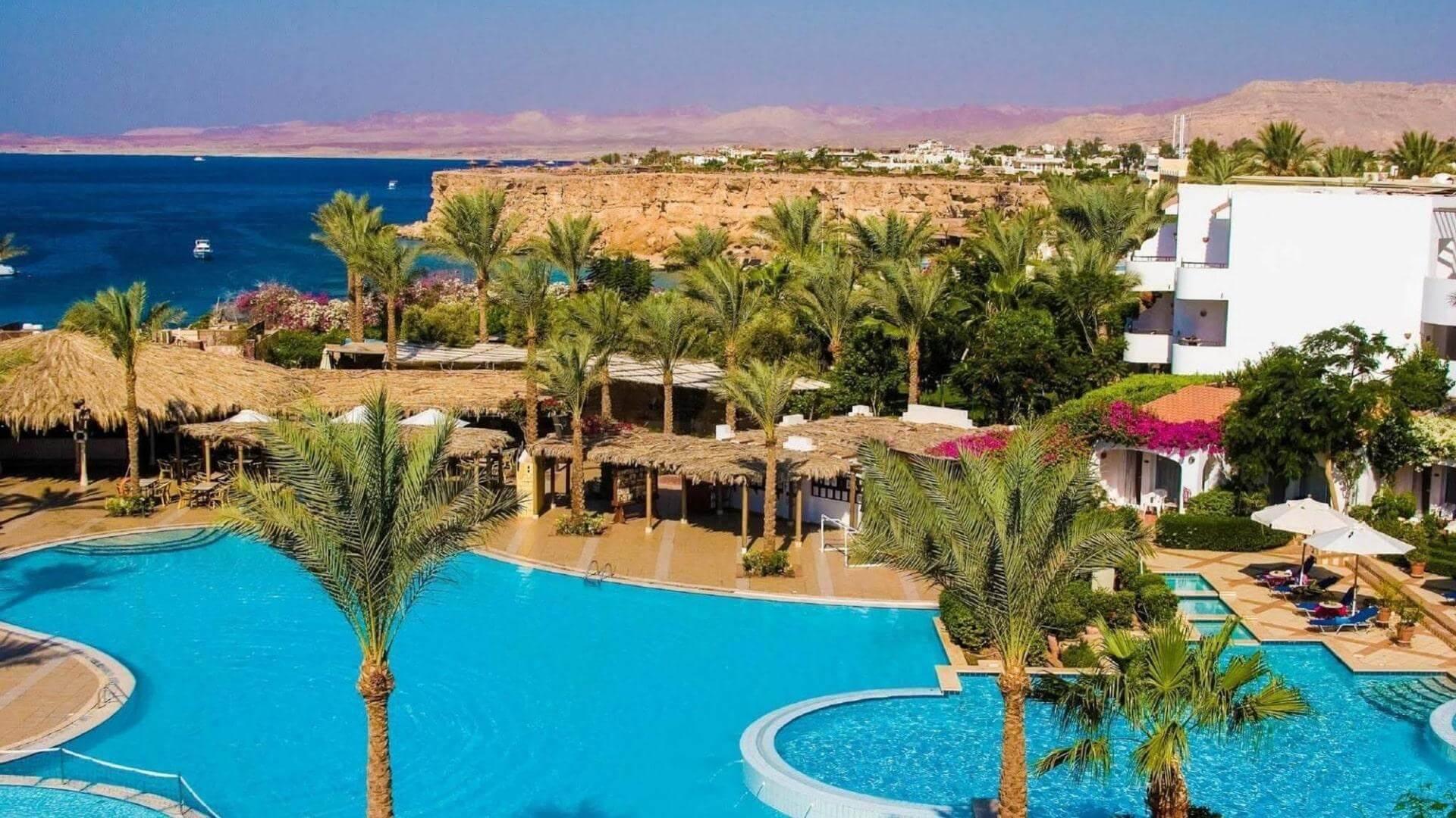 Фото отеля Jaz Fanara Resort & Residence 4* в Шарме