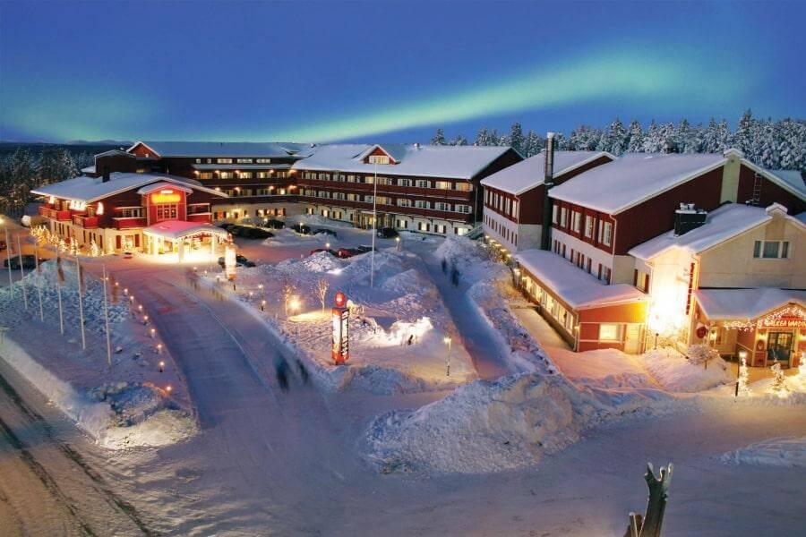 Фото отеля Levi Hotel Spa 4*, Леви, Финляндия